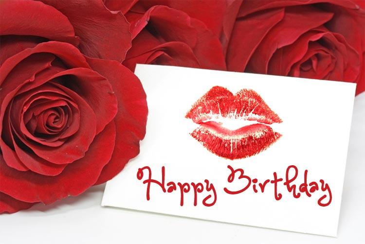 Free Birthday Stationary ~ Birthday email stationery stationary : birthday flower with a kiss