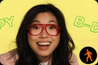 Happy Birthday Pop By Awkwafina Stationery, Backgrounds