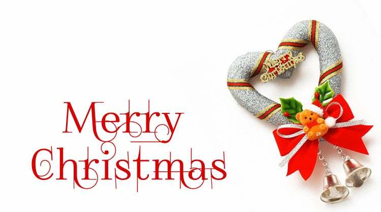 Christmas email stationery (stationary): Wishing You A Merry Christmas