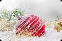 Wish Everyone A Joyous Christmas Season Stationery, Backgrounds