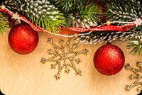 Warm Season's Greetings Stationery, Backgrounds