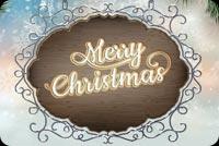 Bright 'n Joyful Christmas! Stationery, Backgrounds