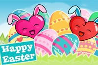 Easter Love For Someone Special Stationery, Backgrounds
