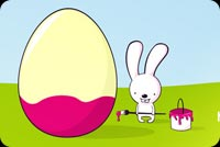 Convey The Joyful Spirit Of Easter Stationery, Backgrounds