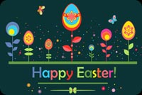 Easter Wishes For Someone Special Stationery, Backgrounds