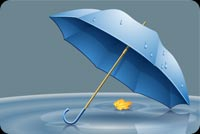 Umbrella Stationery, Backgrounds