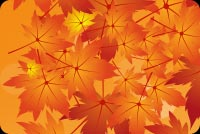 Autumn As Special As You Are Stationery, Backgrounds