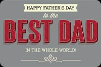 Best Dad In The Whole World Stationery, Backgrounds