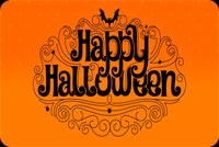 A Fantastic Halloween Stationery, Backgrounds