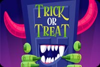 Monster Door Stationery, Backgrounds