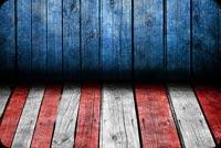 Usa Flag Celebrate 4th Of July Stationery, Backgrounds