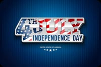 Independence Day Of The Usa Stationery, Backgrounds