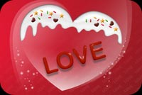 My Sweet Heart Stationery, Backgrounds