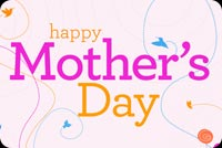 Wish A Happy Mother's Day! Stationery, Backgrounds