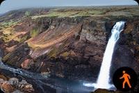 Animated Beautiful Mountain Waterfall Stationery, Backgrounds