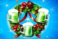 Irish Holidays Stationery, Backgrounds