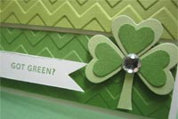 St patricks day email stationery. Got Green St Patrick's Day Greetings