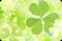 St Patrick's Day Green Theme Stationery, Backgrounds