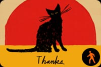 Thank You By Mailchimp Stationery, Backgrounds