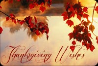 Red Leaves And Thanksgiving Stationery, Backgrounds