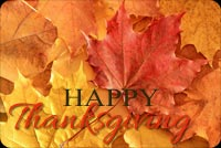 Happy Thanksgiving To You Stationery, Backgrounds