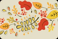 Thanksgiving email stationery. Say Thanks For The Thanksgiving Wishes