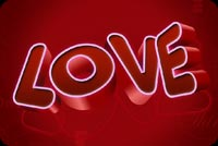 Love Lots This Valentines Stationery, Backgrounds