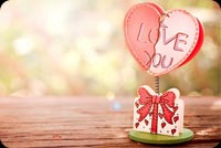 Wish Your Sweetheart A Special Day Stationery, Backgrounds
